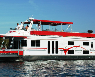 Visit Missouri | Places To Stay | Five Star Houseboat Vacations
